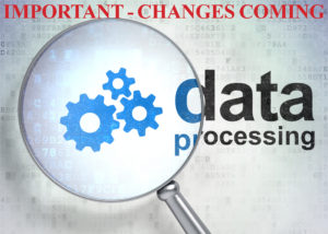Data Processing Conversion
