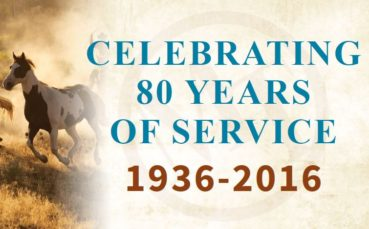 Celebrating 80 Years of Service