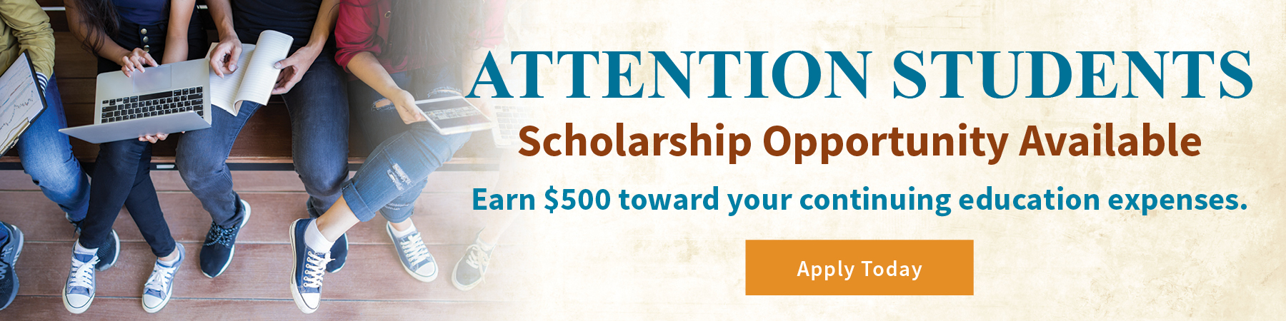 Student Scholarship Opportunity Available