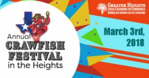 Heights Crawfish Festival