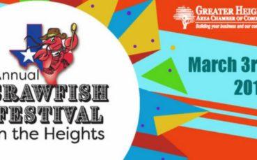 Heights Crawfish Festival