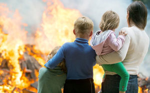 Fire Prevention Around Your Home