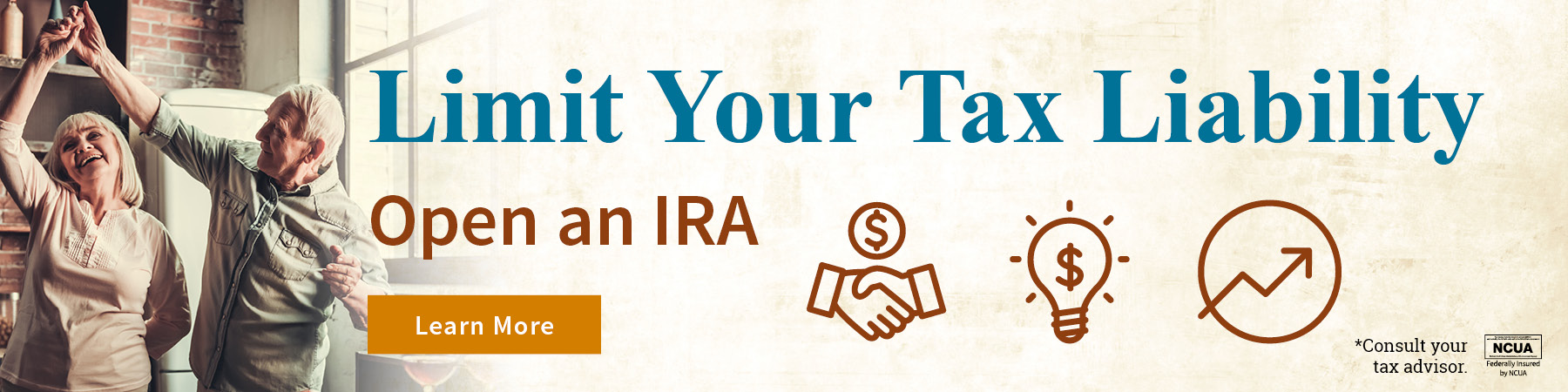 Lean more about our IRA Accounts