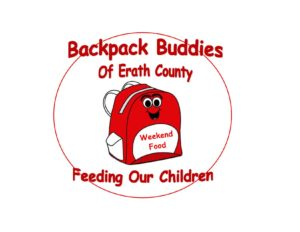 Backpack Buddies of Erath County Logo