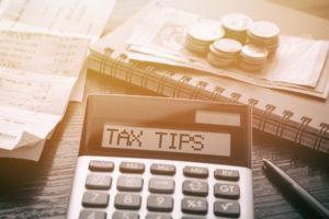 Tax Tip calculator