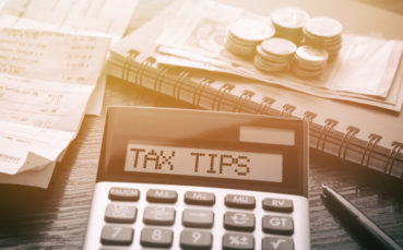 9 Tax Tips for 2018