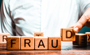 Don't become a victim of fraud