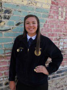 Mari Sanchez Scholarship Winner