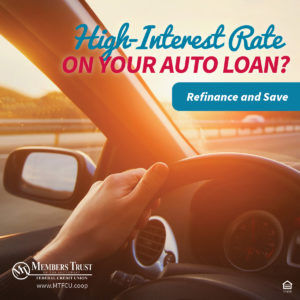 High Interest Rate On Your Auto Loan? Refiance and Save