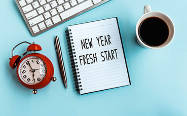 New Year New Start Tips for Financial Success