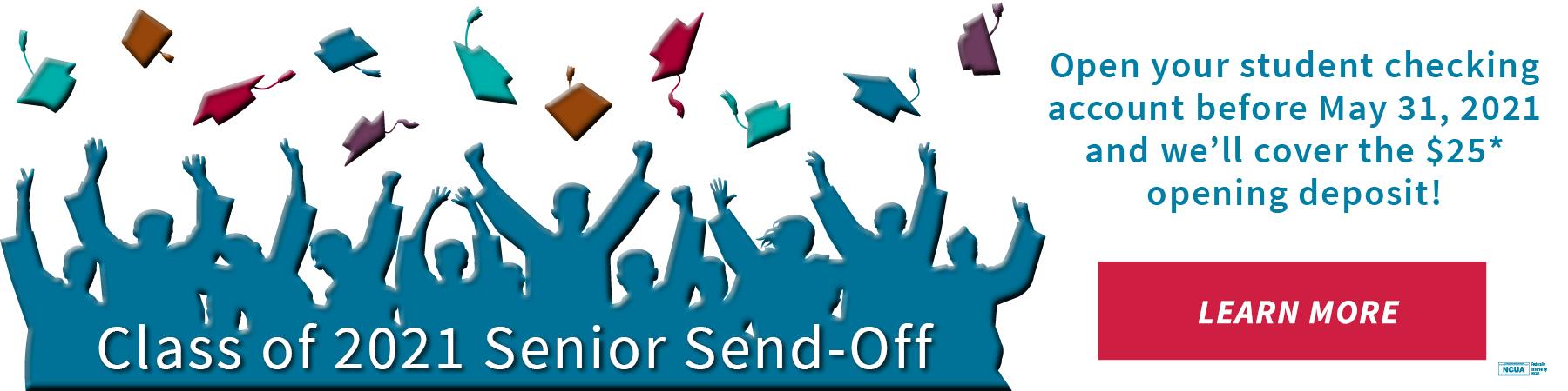 Class of 2021 Senior Send-Off